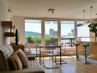Charming 2BD AC Terrace Apartment Ana Tour As - Ljubljana vacation rentals