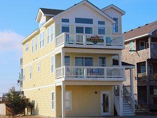 Flip Flop - 5 BR Semi-oceanfront - Kill Devil Hills vacation rentals