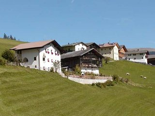 117B - Holiday Farm Tuene - One-bedroom Apartment - Ortisei vacation rentals