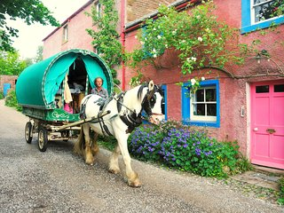 Wanderlusts Gypsy Caravans Horse Drawn Holidays - Maulds Meaburn vacation rentals