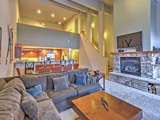 Upscale 3BR Kirkwood Condo - Walking Distance to the Kirkwood & Timber Creek Base Ski Lifts - Kirkwood vacation rentals