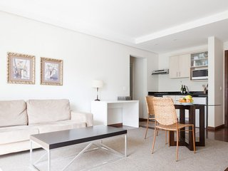 1 Bedroom Apartment with Pool in Jardins - Sao Paulo vacation rentals