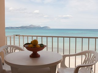 Farolas 3A: Apartment in front of the beach - Ca'n Picafort vacation rentals