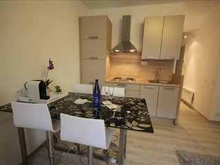 Studio apartment in the center of Liège with Washing machine (445487) - Liege vacation rentals