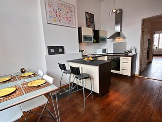 Apartment in the center of Liège with Washing machine (445559) - Liege vacation rentals