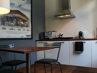 Studio apartment in Liège with Washing machine (445625) - Liege vacation rentals