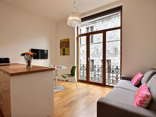 Nice Studio with Television and Microwave - Liege vacation rentals
