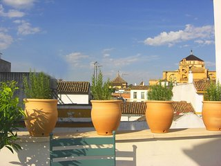 Villa in the center of Córdoba with Air conditioning, Terrace, Balcony, Washing - Cordoba vacation rentals
