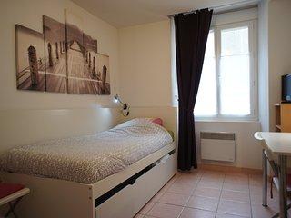 Studio 20 m2, centre ville, calme 103 - Digne les Bains vacation rentals