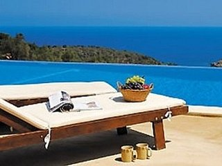 villa with private pool and aegean see views - Kalivia vacation rentals
