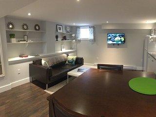 New one bedroom flat in historic North End Halifax - Halifax vacation rentals