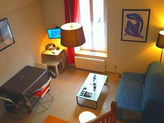 Agréable duplex centre ville et garage - Digne les Bains vacation rentals