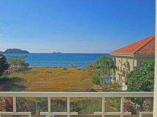 Suenos Del Mar #6 Ocean view 2 bed/2 bath condo w/pool and close to everything! - Playa Potrero vacation rentals