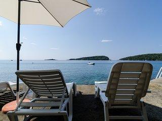 Villa Petra - Five bedroom villa with private beach - Molunat vacation rentals