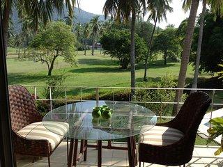 Relaxing Golf Course View Apartment 2Br 2 Bthr - Ixtapa vacation rentals