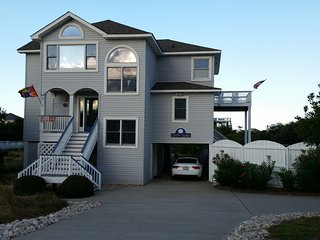 Whalehead 5br 5 bath Oceanside w/Pool Sleeps 12 - Corolla vacation rentals