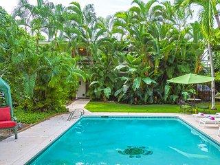 TUTU'S BEACH HOUSE... LARGE HOME WITH PRIVATE POOL - Kailua-Kona vacation rentals