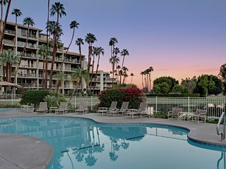 Bright Condo with Fitness Room and Elevator Access - Rancho Mirage vacation rentals