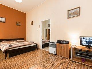 Two bedroom apartment Letna - Prague vacation rentals