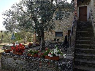 Rustiek vakantiehuis in Umbrië Italië - Castiglion Fosco vacation rentals