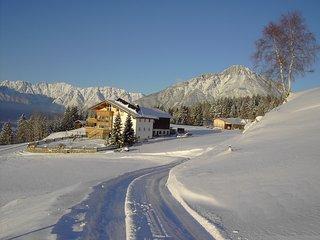 Berührt von der Kraft der Berge - Berghof Thöni - Arzl im Pitztal vacation rentals
