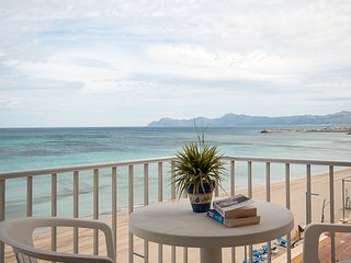 Farolas 4B: Apartment in front of the views - Ca'n Picafort vacation rentals