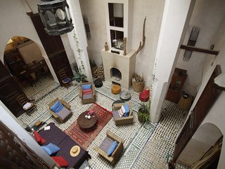 Sumptuous luxury and a warm welcome at Dar Sugar in the the heart of the Medina - Fes vacation rentals