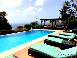 Beautiful luxury villa close to  beaches and marinas of Duquesa and Sotogrande - Torreguadiaro vacation rentals