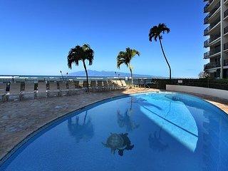 Hololani A204 Direct Ocean Front 2bd 2bth - Lahaina vacation rentals