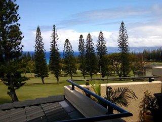 Kapalua Golf Villa 26T1&2 Expansive Ocean, Molokai and Golf Course Views - Lahaina vacation rentals