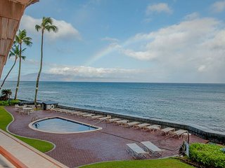 Kulakane 211  2nd Floor Direct Oceanfront - Lahaina vacation rentals