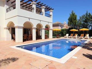 Casa Pinetrees - 3 bedroom with heated pool - Quinta do Mar - Quinta do Lago vacation rentals