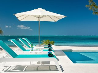 Private Beachfront Villa with Stunning Views of the Ocean - Providenciales vacation rentals