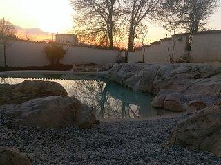 Zelfstandig appartement in een woonvilla met privé zwembad - Loborika vacation rentals