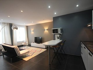Apartment 428 m from the center of Liège with Washing machine (445514) - Liege vacation rentals