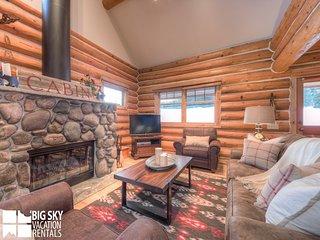 Big Sky Resort | Powder Ridge Cabin 7 Moose Ridge - Big Sky vacation rentals