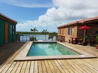 Sea-esta at Coco Bay: New Waterfront Condo - San Pedro vacation rentals