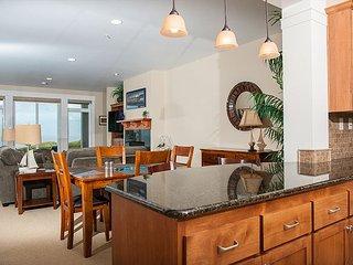 Luxury ground floor oceanfront condo in Newport in historic Nye Beach! - Newport vacation rentals