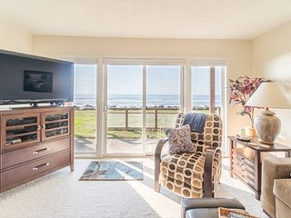 Ocean front condo just steps to one of the best beaches on the Oregon Coast! - Neskowin vacation rentals