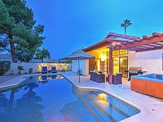 NEW! 'Santiago Villa' 4BR Scottsdale House w/Pool - Scottsdale vacation rentals