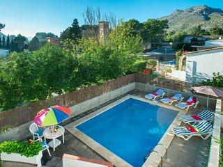 Cozy Mediterranean Villa Mariner Close to the Beach - Pollenca vacation rentals