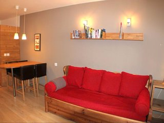 Batiment F - A modern 1 bedroom overlooking Aiguille du Midi - Chamonix vacation rentals
