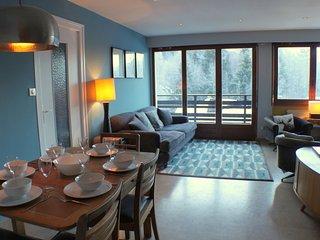 Bois du Bouchet - Beautiful renovated 3bedroom apartment in scenic location - Chamonix vacation rentals