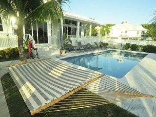 Villa Constanza - Luxurious Waterfront Villa with Heated Saltwater Pool - Miami Beach vacation rentals