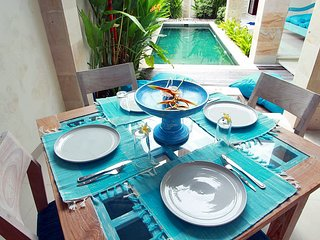 French Macaron 2-bedroom Chic Villa - Seminyak vacation rentals