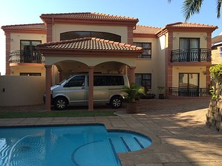 Waves And Water is an upmarket self-catering holiday home, situated in Uvongo - Uvongo vacation rentals
