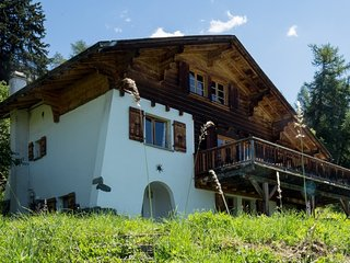 Ideal Swiss Chalet in the Heart of Verbier - Verbier vacation rentals