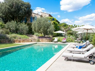 Nice Villa with Internet Access and A/C - Saint-Antonin-du-Var vacation rentals