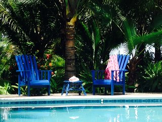 Beautiful Beach House with Large Pool!! Sleeps 2 to 12. Meals Option. - Monte Rico vacation rentals