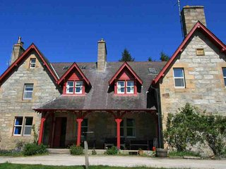 097-Traditional Highland Lodge - Lairg vacation rentals